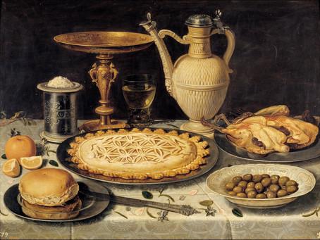 3 Elizabethan Dessert Recipes