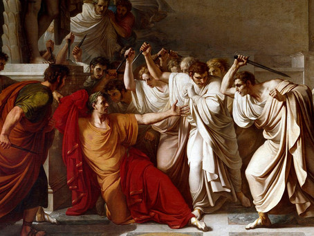 5 Lies You've Heard Re: The Ides of March