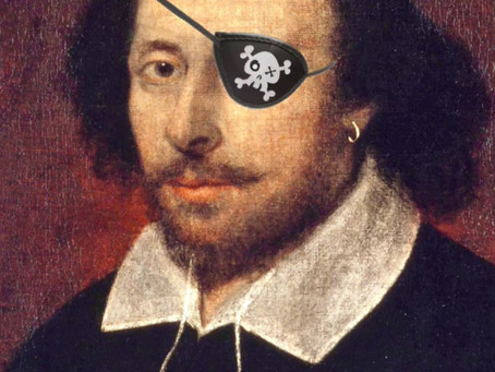 Ahoy! A Look Inside Shakespeare's Pirate Obsession