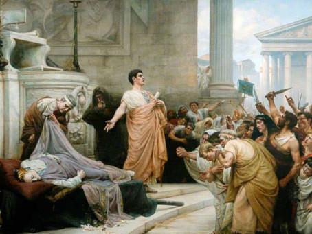 Antony VS Brutus: Who Had the Better Speech?