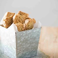 Vanilla Almond Biscotti (1dz)