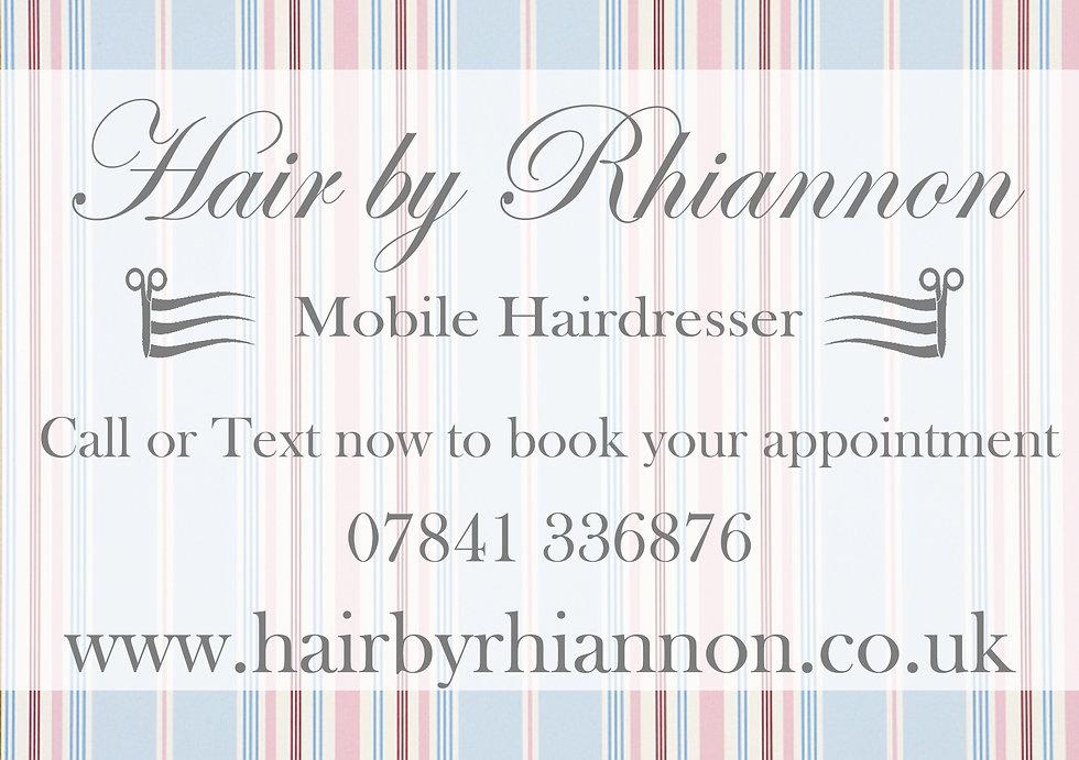 Mobile Hairdresser Basingstoke