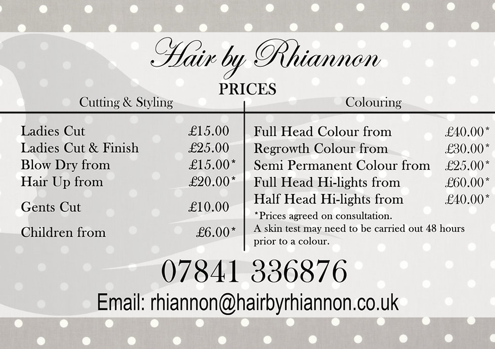 Mobile Hairdresser Basingstoke