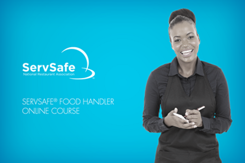 ServSafe Food Handler Online Training