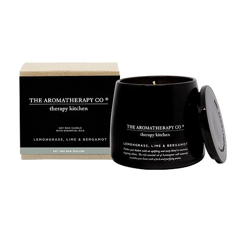 The Aromatherapy Co - Lemongrass, Lime & Bergamot
