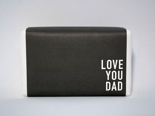 Love You Dad Soap