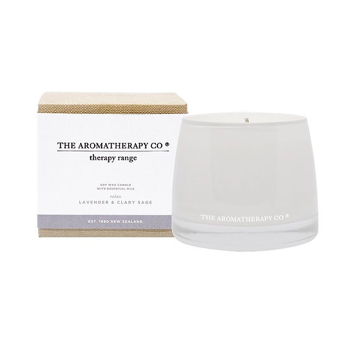 The Aromatherapy Co - Lavender and Clary Sage