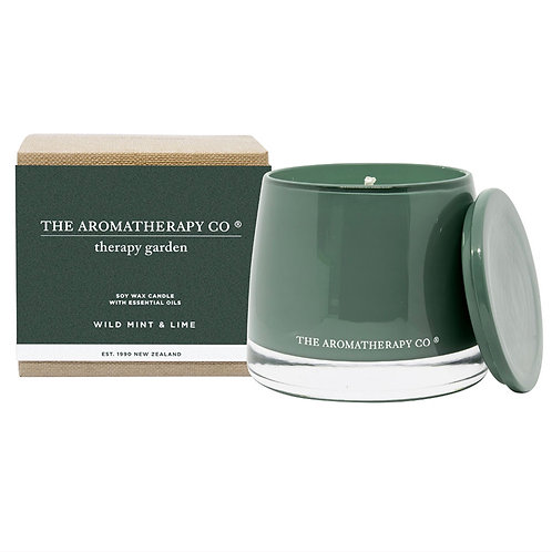 The Aromatherapy Co - Wild Mint and Lime