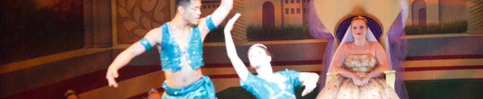 Jasmine & Aladdin 2019 Performance