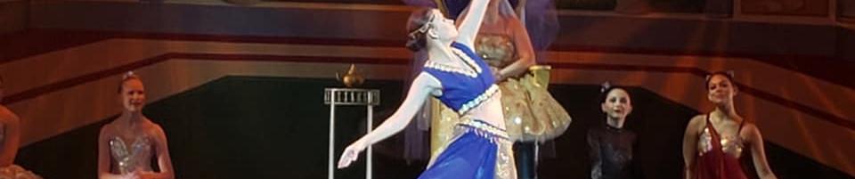 Genie from Aladdin 2019