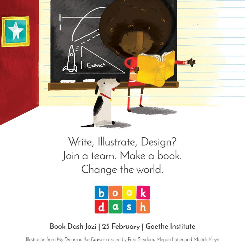 BookDash Event poster