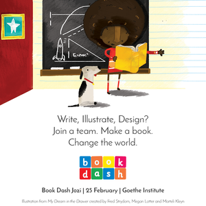 BookDash Event poster