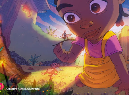 New Animated show for the Sub-Saharan Africa region