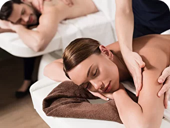 Расслабляющий Oil relax массаж