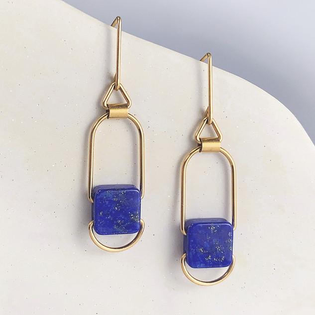 Lisa Slodki Trapese Earrings (lapis).jpg