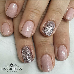 gel polish lisa morgan beauty