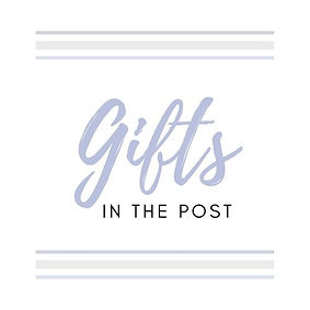 Gifts in the post