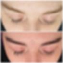 lisa morgan beauty brow tint