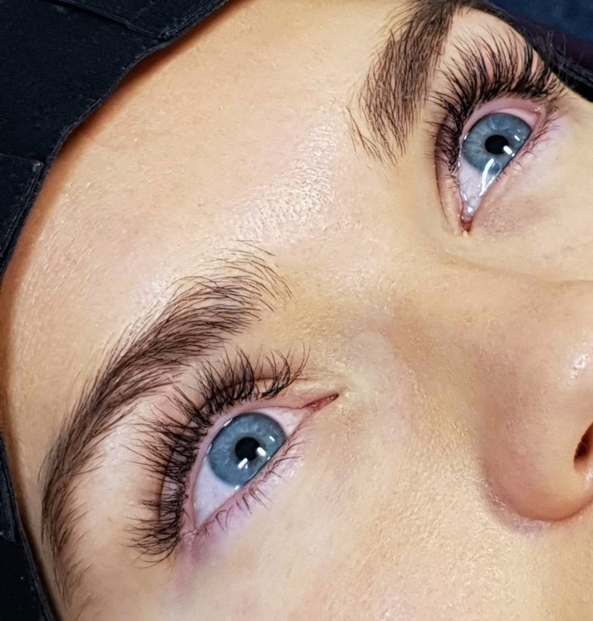 Lash and brows