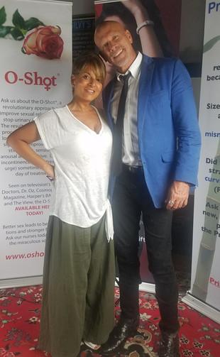 O-Shot-Lynnette Allen and Charles Ruenel