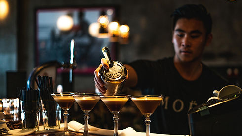 SPQR Bar Cocktails Auckland