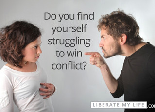 Do You Struggle To Win Conversations & Arguments? Part 1 of 2, Right Fighting