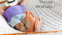 4 Ways To Embrace Laziness!
