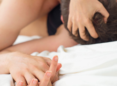 Waning Sex-Drive? Afraid You May Be Falling Out Of Love?