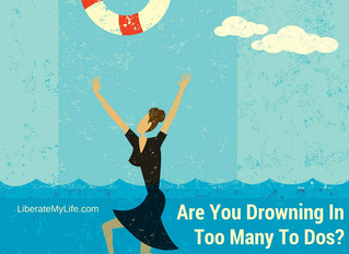 Female Business Owners Are Drowning In To Dos. Try These 5 Actions to Set Yourself & Your Busine