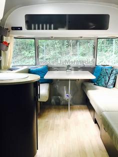 Airstream Kitchen / Dining