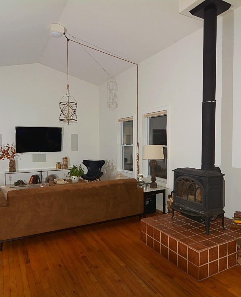 Haywood House Family Room