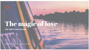 The magic of love -The Great War Island