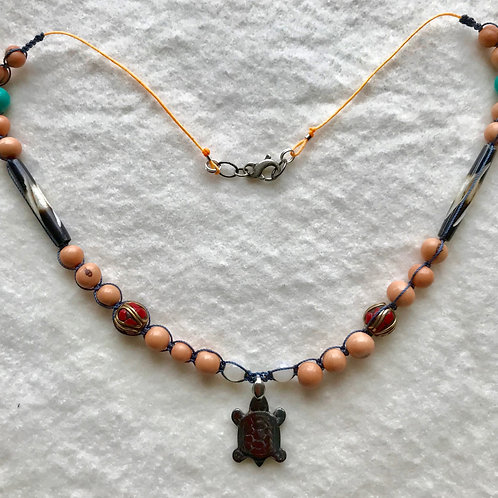 Turtle Spirit Necklace
