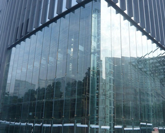 Types of Curtain Wall Glazing