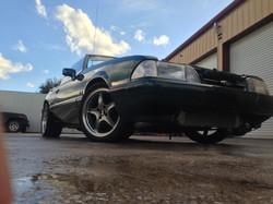 Mustang Turbo
