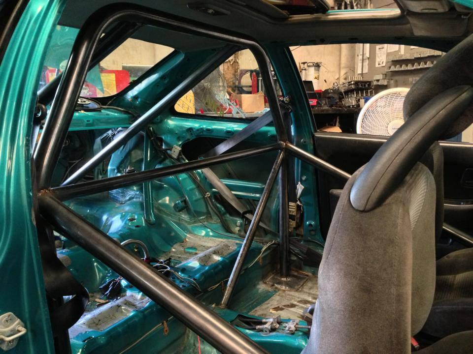roll cage custom 2