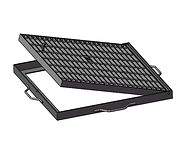 Hinged & Lockable Grates & Frames