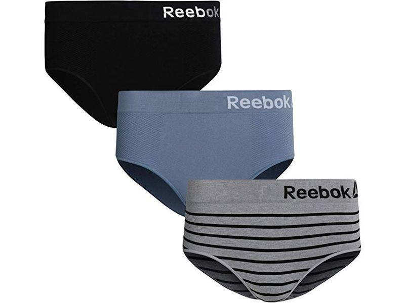 REEBOK High Waist Seamless Brief 3-Pack