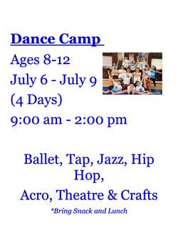 Summer Fun Dance Camp EXPLOSION large ju