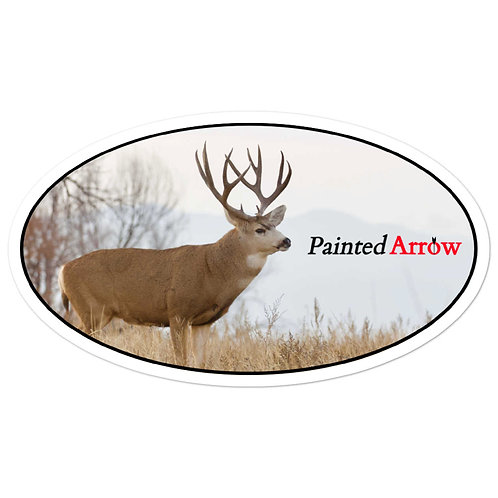 Muley Buck Decal