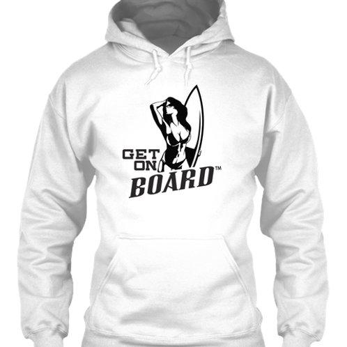 Get On Board Premium Hoodie