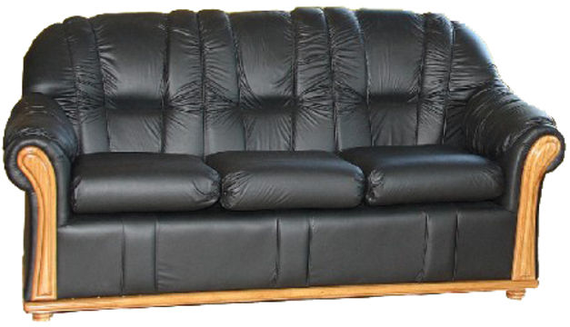 sofa con madera