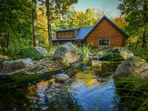 Watery Paradise: Landscaped Ponds, Waterfalls add a soothing oasis to your backyard