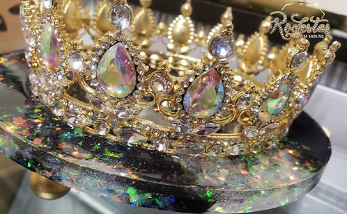 """Celestial"" Crown tray"