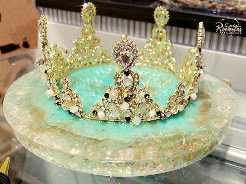 Tiffany's Opal Crown Tray