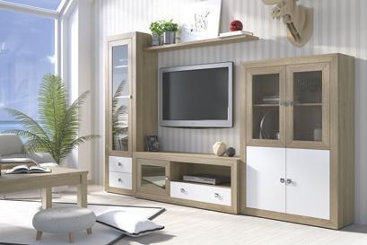 Mueble de salón praga(A307)