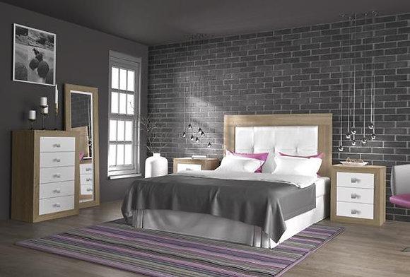 Dormitorio París