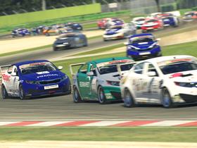 CDM European Touring Car Championship Launches