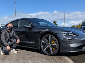 Borrowing a Taycan Turbo S for a Day!
