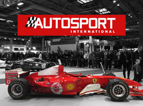 A New Experience at Autosport International 2020